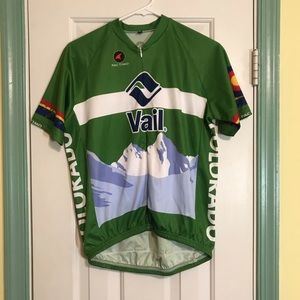 Other - Pactimo Cycling Shirt Full Zipper Size Small